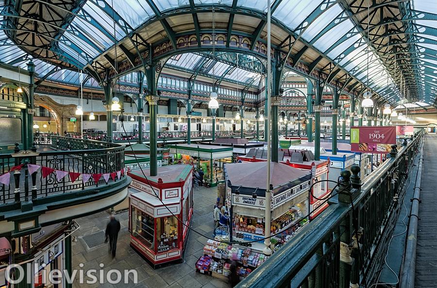 commercial photographers leeds, leeds markets photos