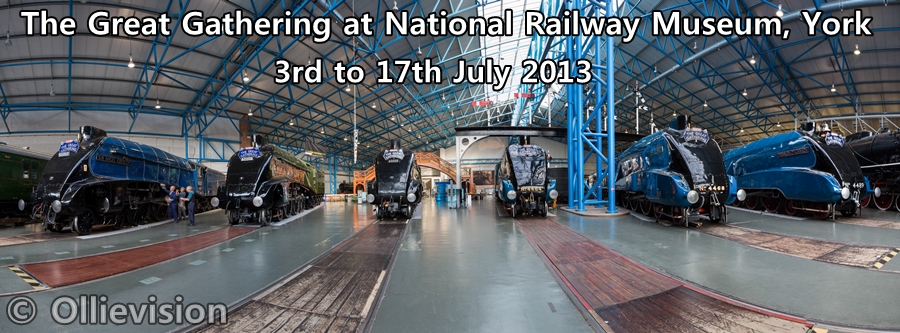 Event Photography York The Great Gathering At National Railway Museum York