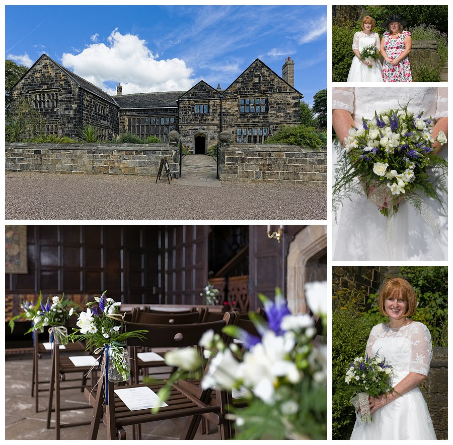 Wedding photography Oakwell Hall, yorkshire wedding