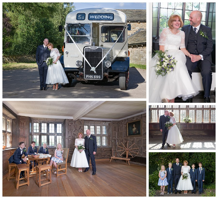 oakwell hall wedding photos