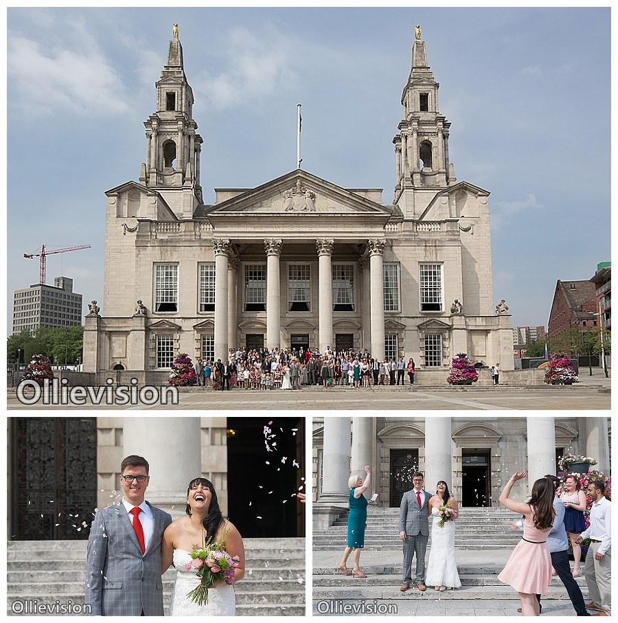Leeds Wedding Photography Leeds Civic Hall And Mustard Pot Pub Ls7