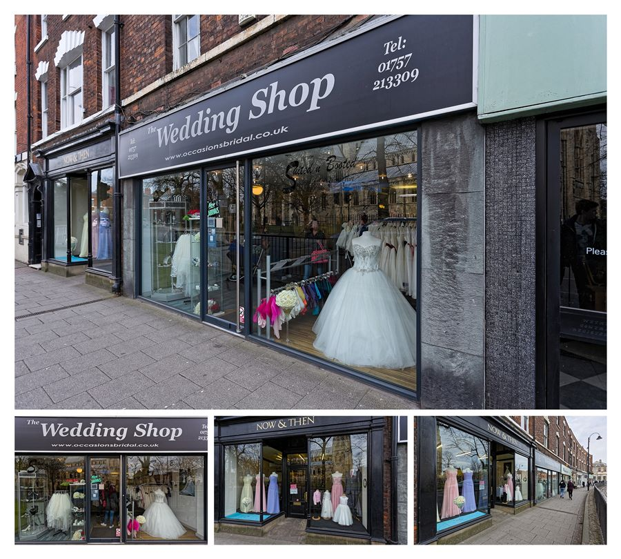 Selby weddings, wedding shops Selby, wedding photographers Selby