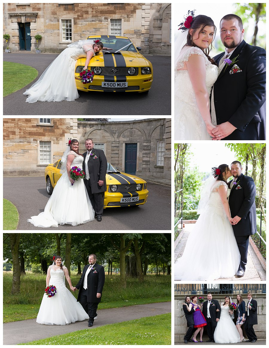 Wedding photography Doncaster, weddings at Cusworth Hall Doncaster