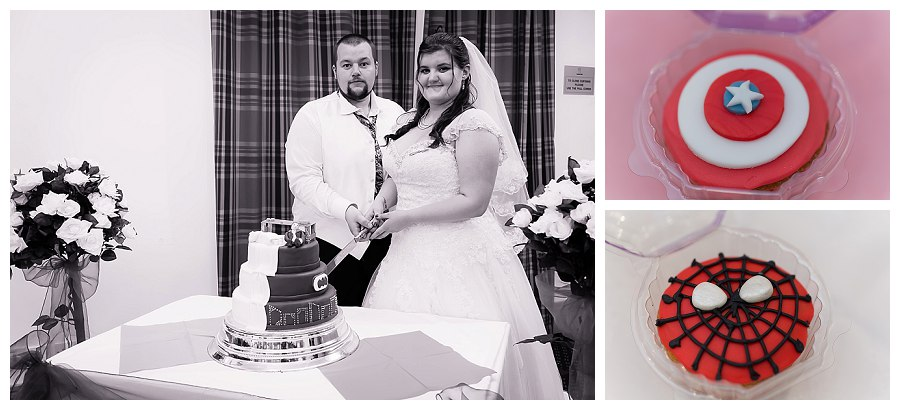 wedding photography Castle Park rugby club doncaster