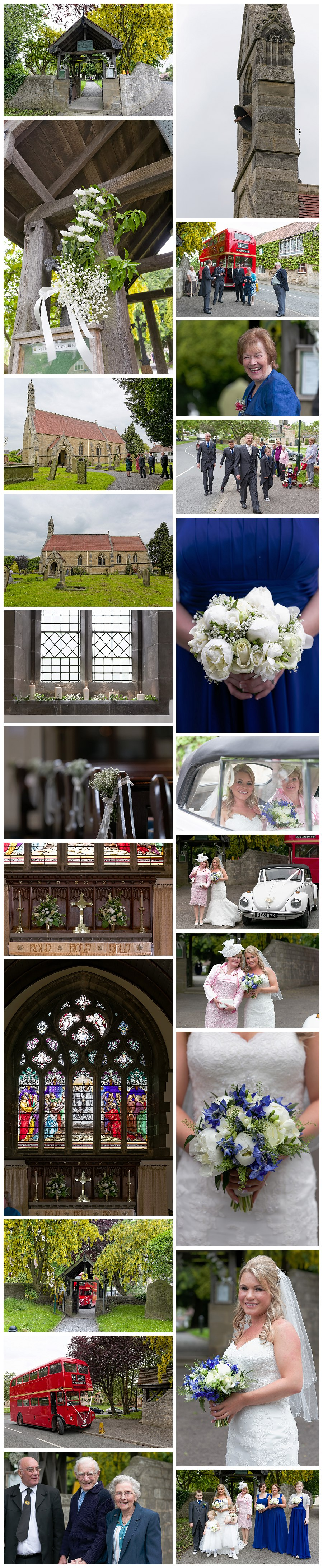 Wedding Photographers Yorkshire, wedding photography st leonards church burton leonard