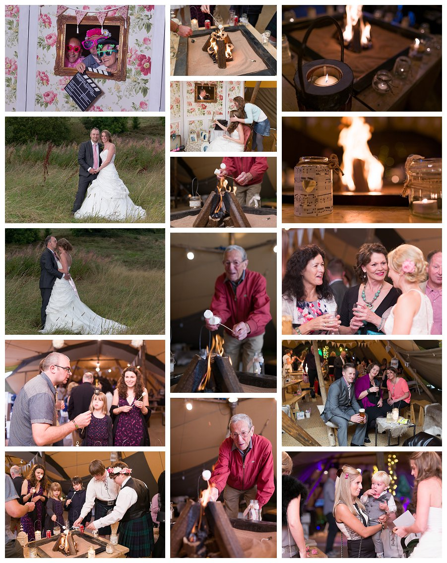 papa kata tipi wedding photography Yorkshire, wedding photographers tipis Yorkshire, Cricketers arms Deanhouse photography
