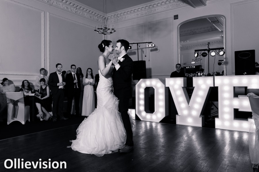 Love Letters Wedding Hire Bright Beautiful L O V E