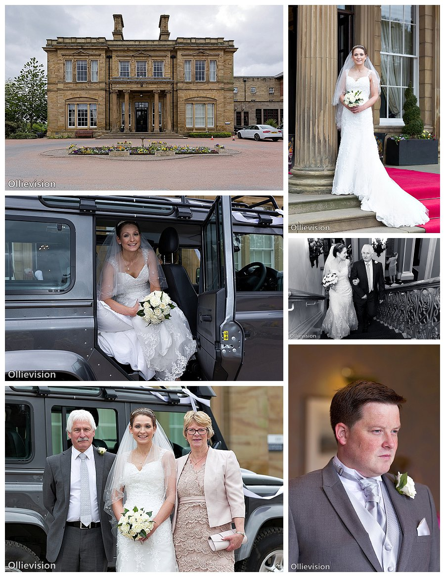 wedding photography Oulton Hall Hotel, wedding photos Oulton hall Leeds