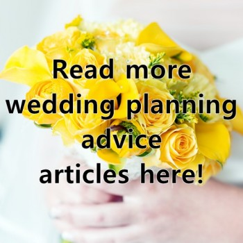 wedding planning & advice articles index