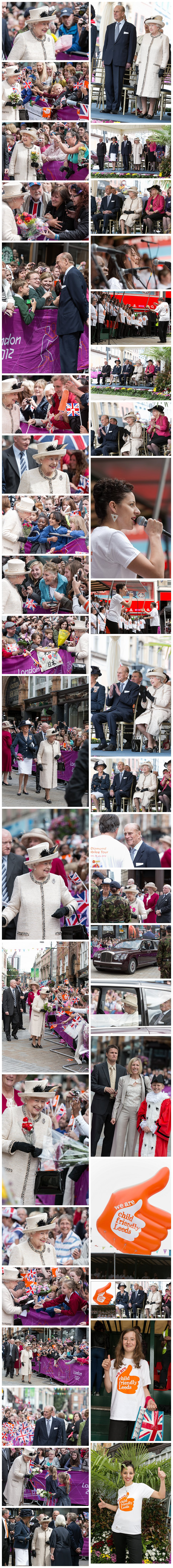 photography Leeds, top photographers Leeds, Royal visits to Leeds, diamond jubilee