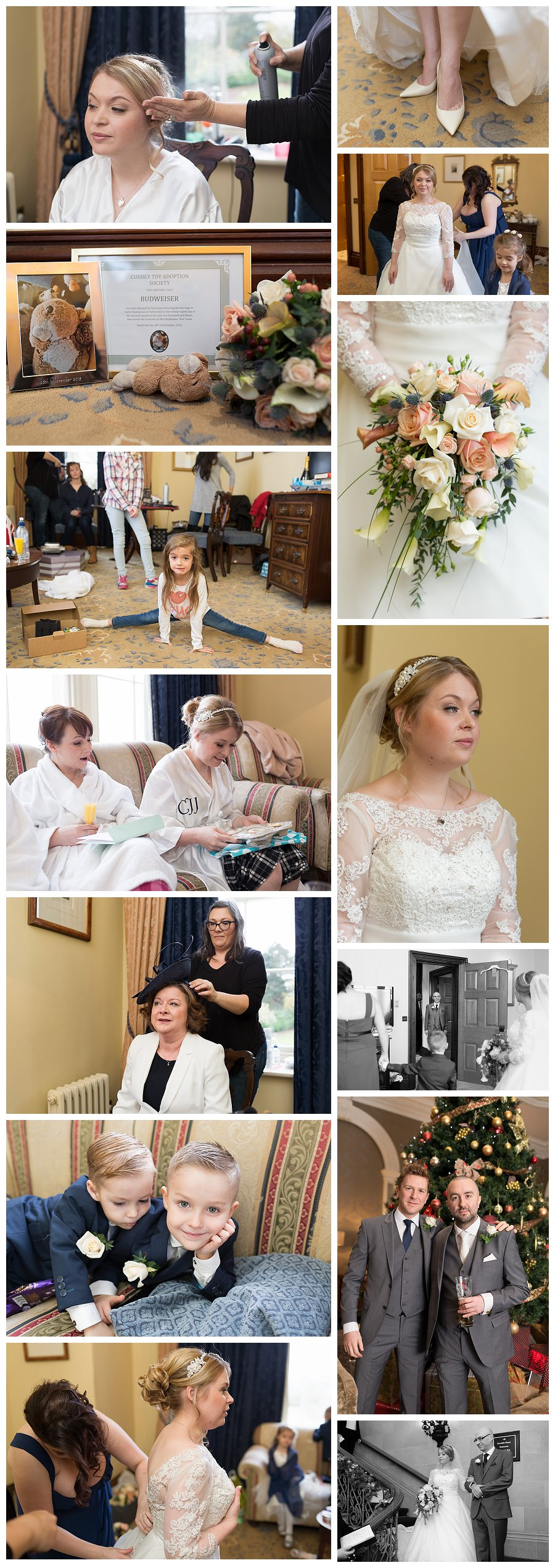 Wedding photographer Oulton Hall Leeds, Oulton hall wedding photographers,