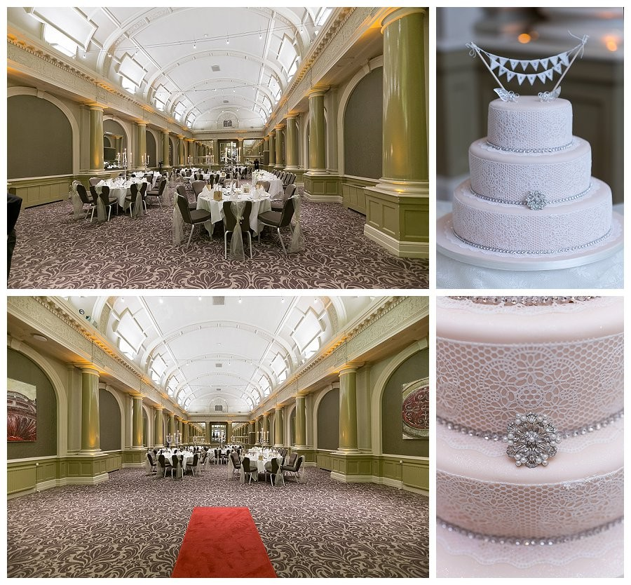 ballroom at metropole hotel leeds, wedding reception met hotel