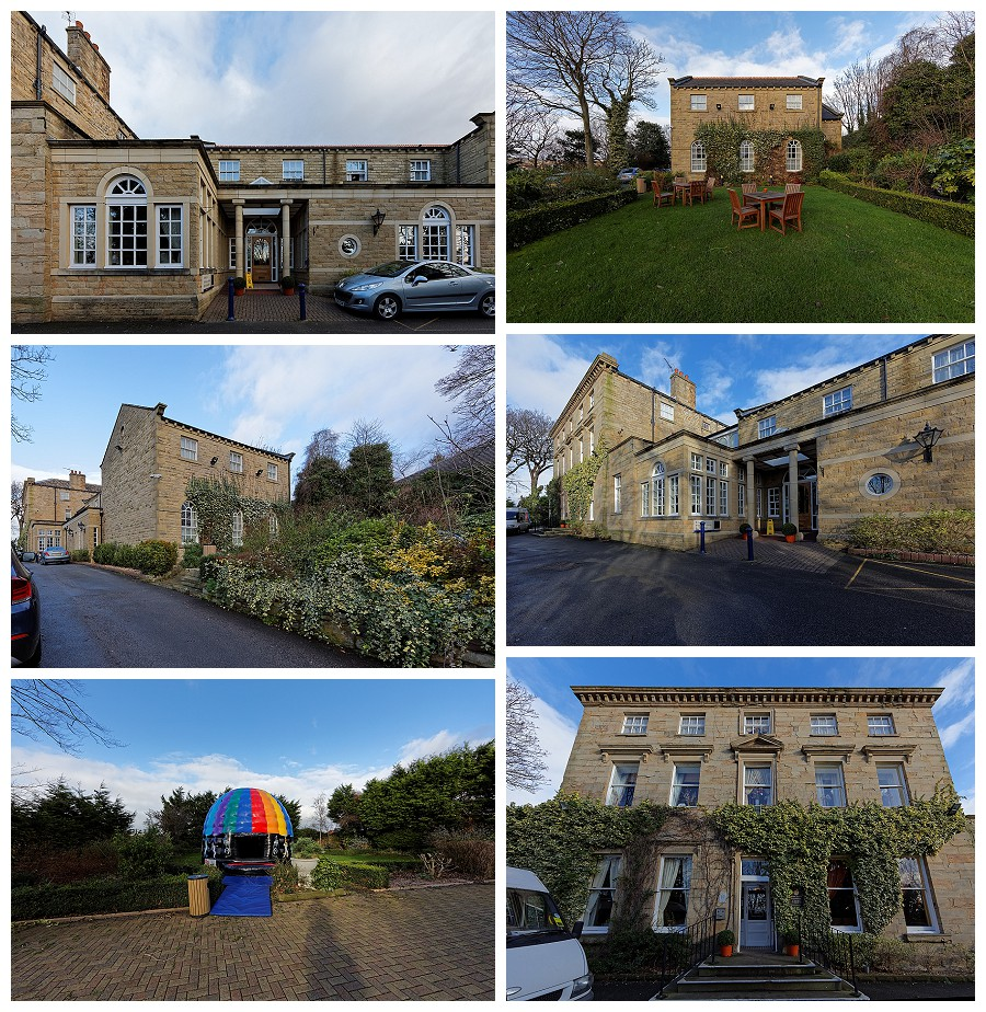 Healds Hall Hotel Weddings, marry at healds hall liversedge