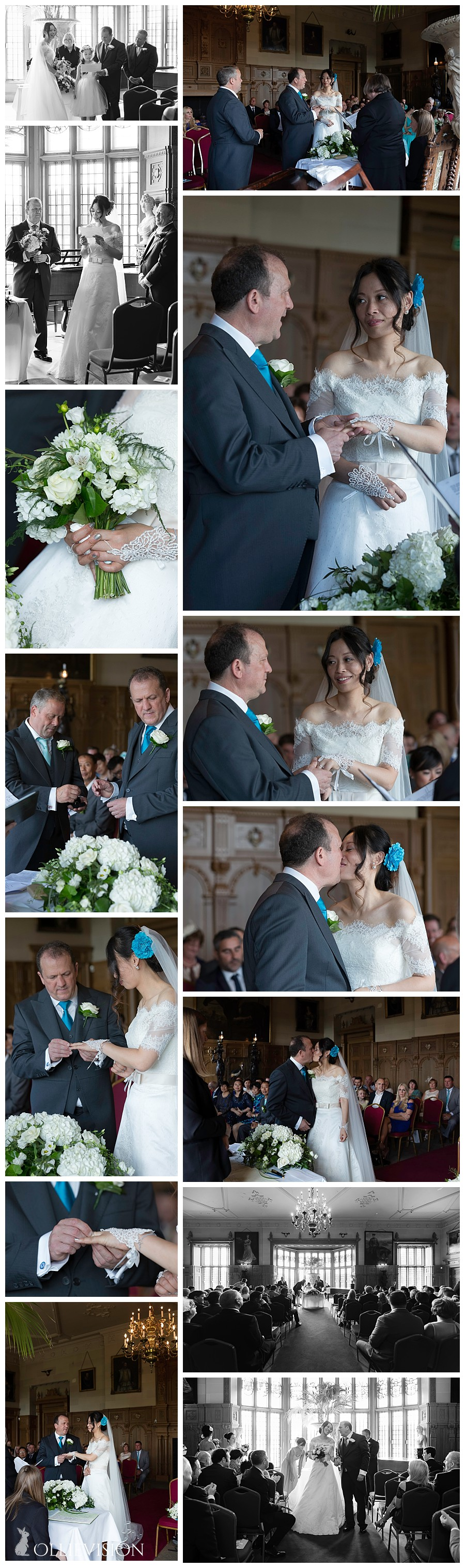 Great Hall Temple Newsam, weddings in the great hall, wedding ceremony temple newsam