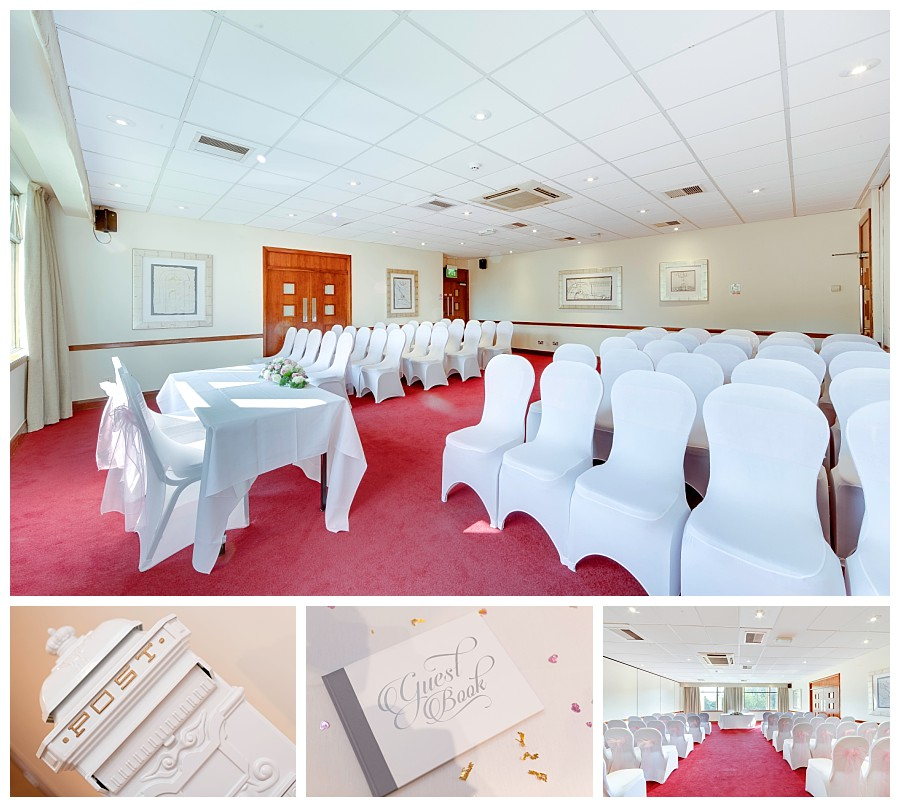 Britannia Hotel Leeds Bradford Photographer, wedding receptions Britannia hotel Bramhope, interior of wedding rooms