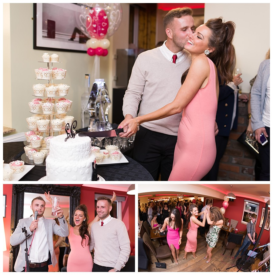 Event photography Baildon, engagement party Baildon photographer, photographer Baildon