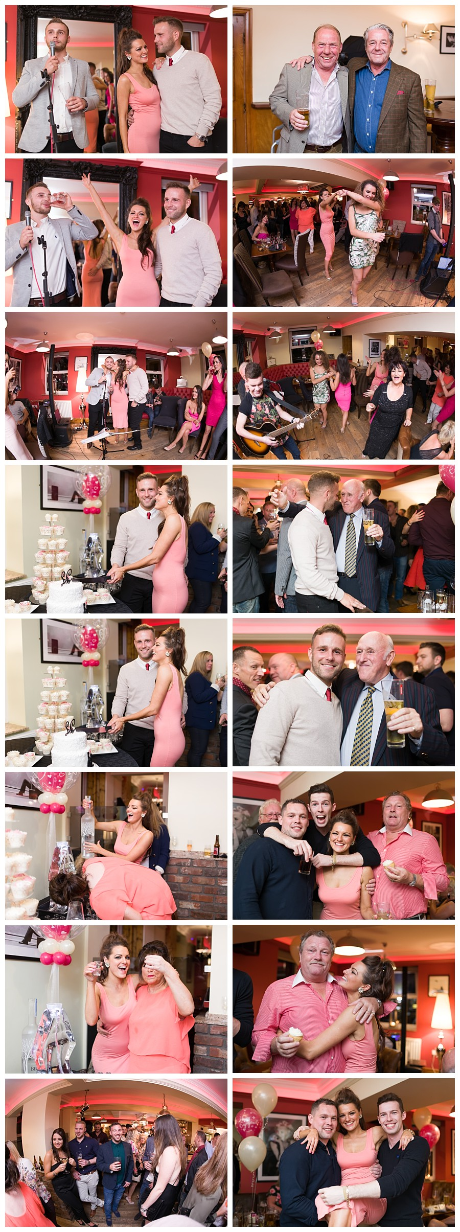 Event photography Baildon, photographer party Baildon, Little Blue Orange restaurant photography