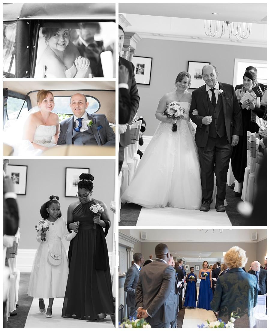 Wedding Photography Woodlands Hotel Leeds, wedding ceremony woodlands hotel yorkshire, wedding photos at Woodlands hotel