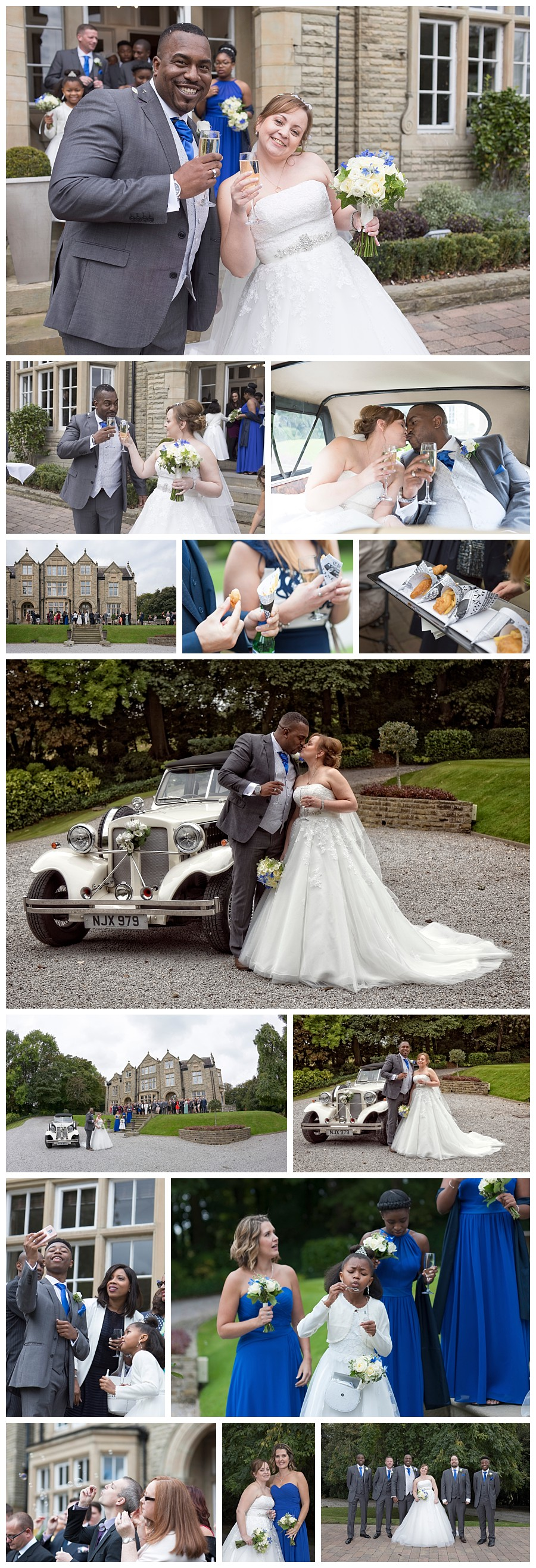 Wedding Photography Woodlands Hotel Leeds, recommended wedding photographers Woodlands hotel Leeds, bride & groom wedding photos woodlands hotel