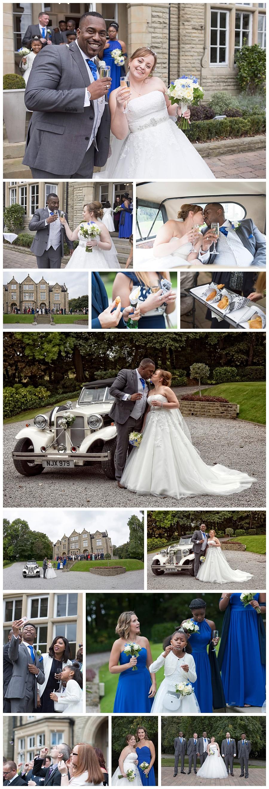 Wedding Photography Woodlands Hotel Leeds, recommended wedding photographers Woodlands hotel Leeds, bride & groom wedding photos woodlands hotel